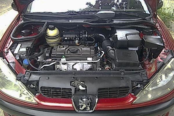 Review Spesifikasi Peugeot 206