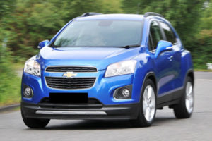 Review, Spesifikasi, Kelebihan dan Kekurangan Chevrolet Trax