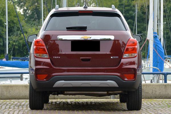 Review Spesifikasi Chevrolet Trax