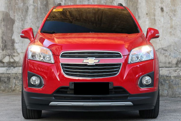 Review Spesifikasi Chevrolet Trax