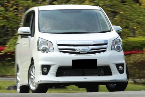 Perbedaan Toyota NAV1 Tipe G dan V Limited