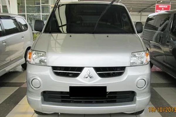 Review Spesifikasi Mitsubishi Maven
