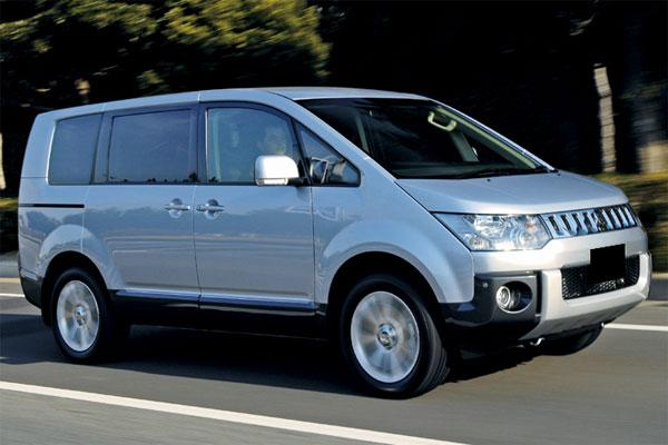 Kelebihan dan Kekurangan Mitsubishi Delica
