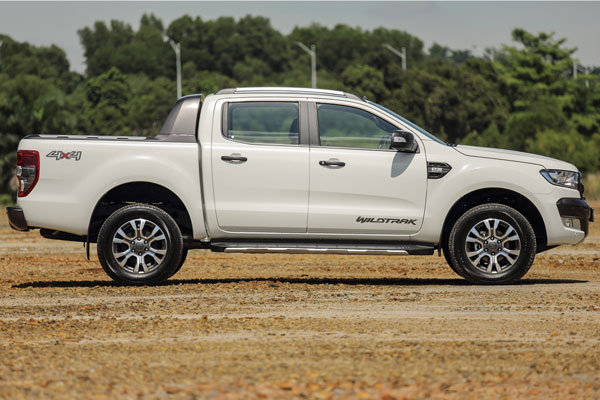Review Spesifikasi Ford Ranger Gen 3 All New