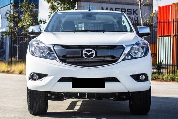 Review Spesifikasi Mazda BT-50 Gen 2 Pro