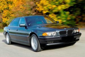 Review Spesifikasi BMW E38 Seri-7 1994-2001