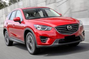 Review Spesifikasi Mazda CX5