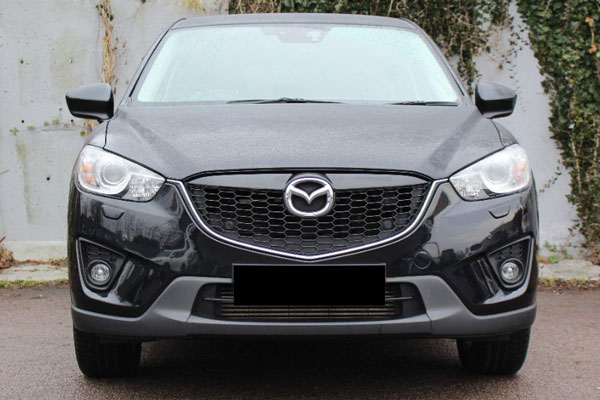 Review Spesifikasi Mazda CX5 Gen 1
