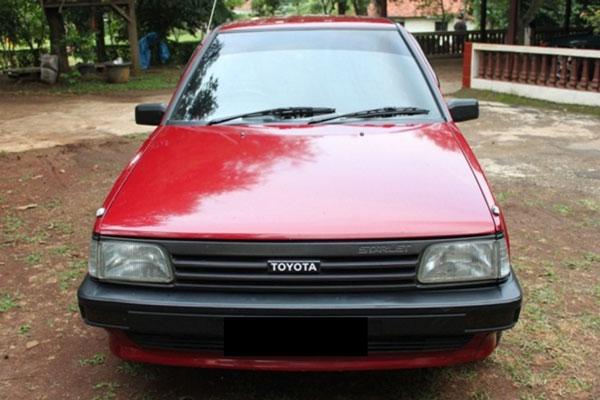 Review Spesifikasi Toyota Starlet Kotak EP70 / EP71
