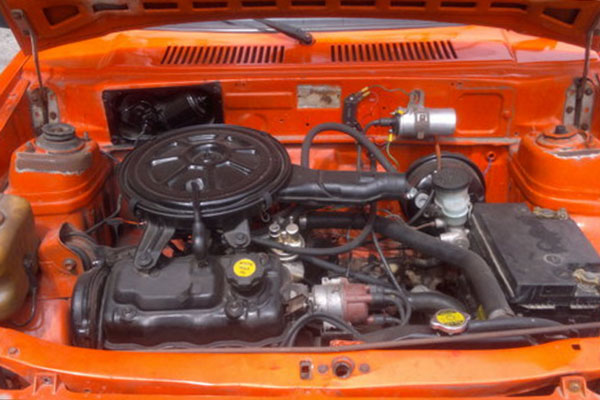 Review Spesifikasi Suzuki Forsa