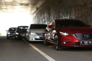 Perbandingan Accord vs Camry vs Mazda6 vs Teana 250 XV