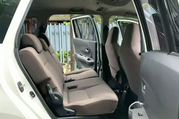 Review Spesifikasi Toyota Calya
