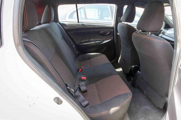 Review Spesifikasi Toyota Yaris Gen 2 Lele