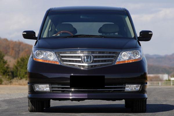 Review Spesifikasi Honda Elysion