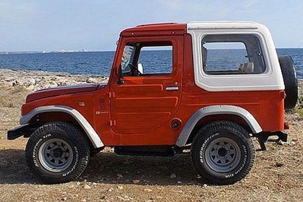 Review Spesifikasi Daihatsu Taft Badak dan Taft Kebo