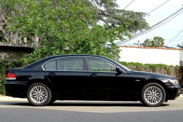 Review Spesifikasi BMW E66 Seri-7 2002-2008