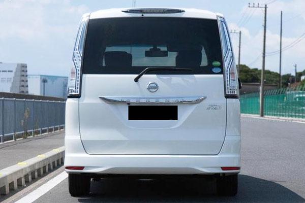 Review Spesifikasi Nissan Serena C26
