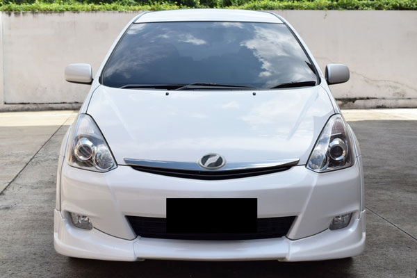 Review Spesifikasi Toyota Wish Gen 1 AE10