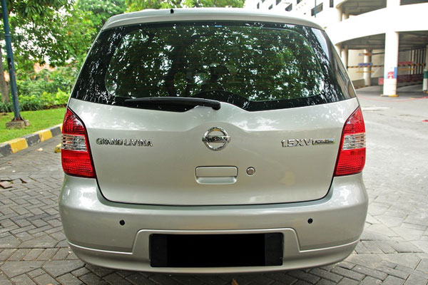 Review Spesifikasi Nissan Grand Livina