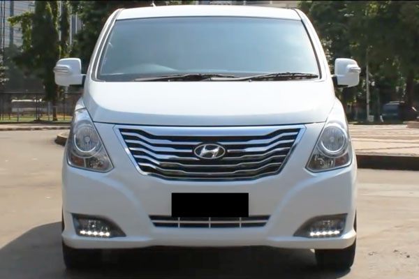 Review Spesifikasi Hyundai H1 Indonesia