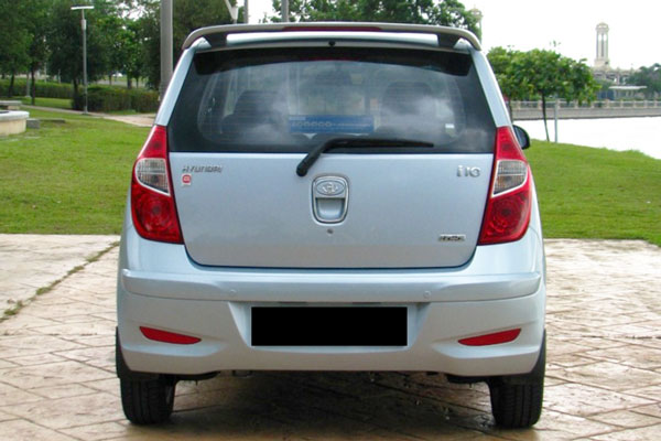 Review Spesifikasi Hyundai i10