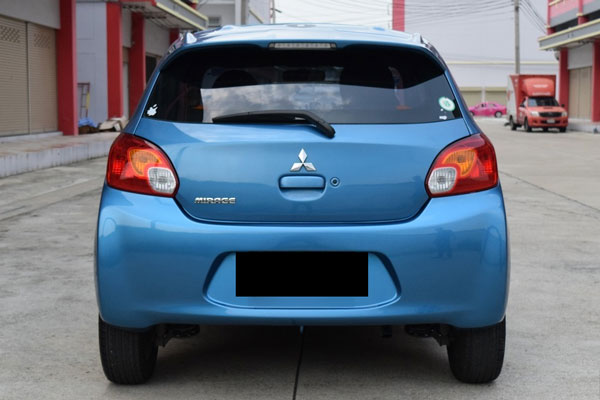 Review Spesifikasi Mitsubishi Mirage