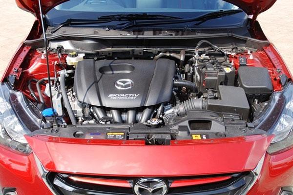 Review Spesifikasi Mazda 2 Gen 2 SkyActiv