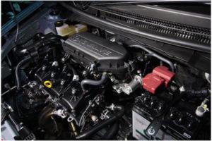 Mesin Toyota Calya