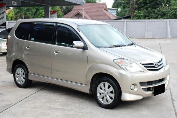 Tips Membeli Toyota Avanza Gen 1 Bekas