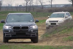 Jeep Grand Cherokee Overland vs BMW X5 di Indonesia